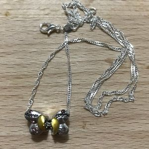 Jewelry - Mother daughter Sterling Sillver Necklace